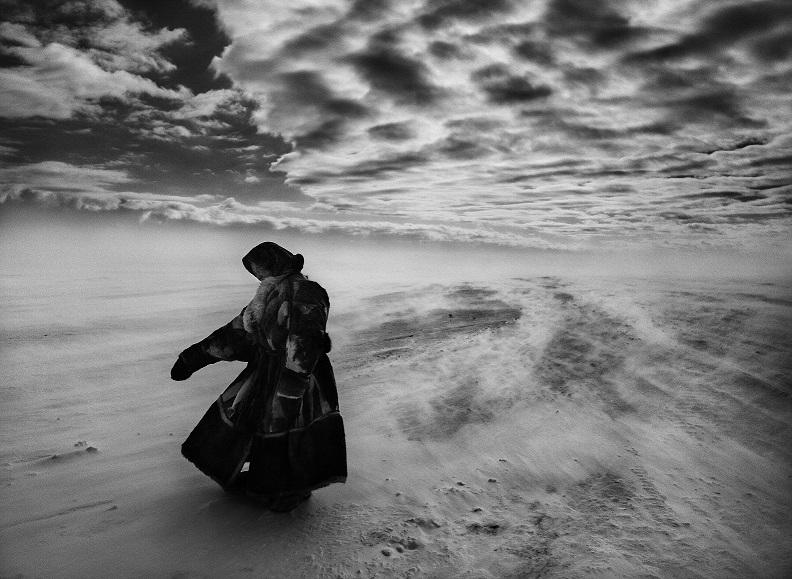 """Wenn das """"picture"""" zum """"image"""" innerhalb eines anderen """"image"""" wird... (D) FOTO: SEBASTIAO SALGADO/AMAZONAS IMAGES"""