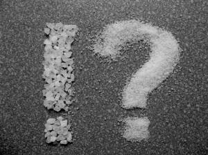 Die Fragen und Antworten hinterfragen