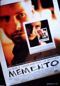 Memento Filmplakat